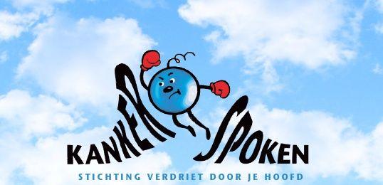 Meer weten? Kijk op www.kankerspoken.nl of op https://www.facebook.com/Kankerspoken
