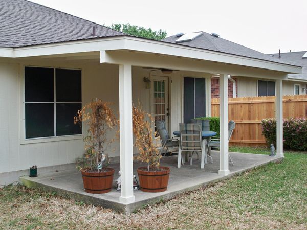 Awesome Patio Cover By Sheds U0026 More....Austin, TX