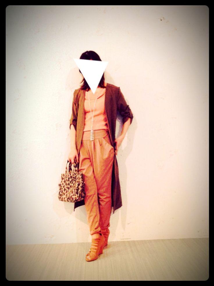 cno(CNOCNO0@insta)さんのトートバッグ「FRAY I.D sweetの付録です」を使ったコーディネート