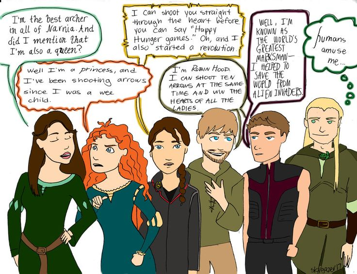 BAHAHAHHAAHH! hilarious. <3Geek, Archer, Stuff, Legolas, Hunger Games, Funny, Green Arrows, Movie, Humor