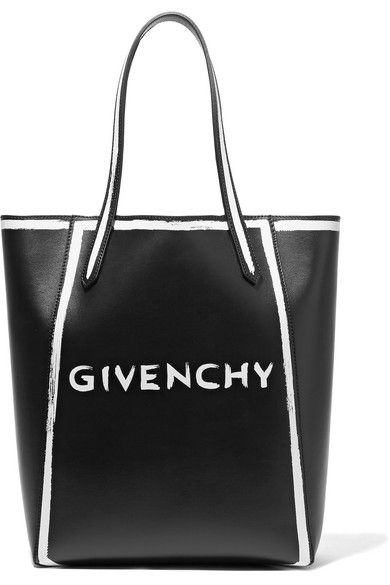 8be4136e8115 GIVENCHY Stargate printed leather tote