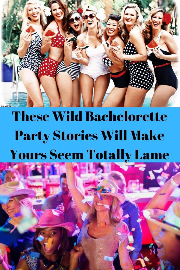 Bachelorette sex party gone wild