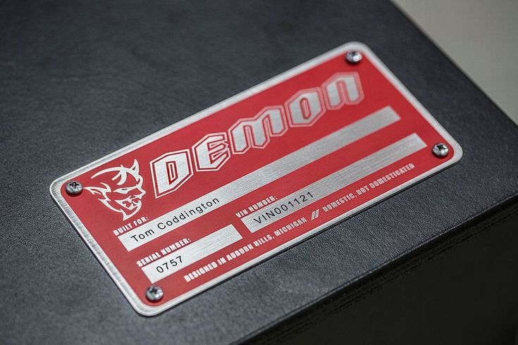 Dodge Challenger SRT Demon leaves us asking 'What's in the box?'     - Roadshow  In its latest teaser for the Hellcat-stomping Challenger SRT Demon Dodge shows off the cars versatility.  Were still about two months away from the Demons reveal at the New York Auto Show and the teaser train shows no signs of slowing down. This one is all about the Demon Crate a special equipment pack that turns the car from a street menace to a proper drag-strip dominator.  Dodge wont give out specifics just…