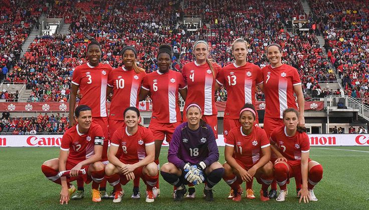 CANADA ANNOUNCES ROSTER FOR 2016 RIO OLYMPIC GAMES | National Womens Soccer League