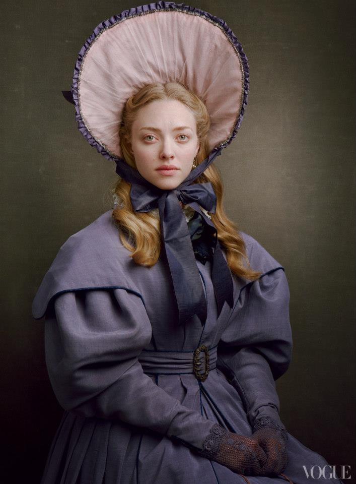 Ya queda menos para 'Los Miserables' #Miserables  #AmandaSeyfried  #SensaCine http://www.sensacine.com/peliculas/pelicula-190788/