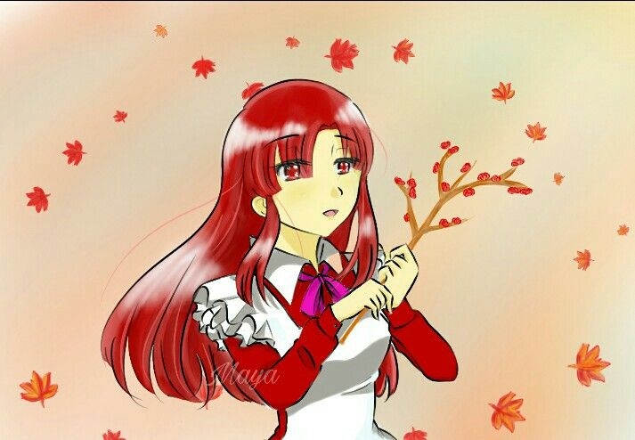 Aka Autumn_Visual Novel Game
