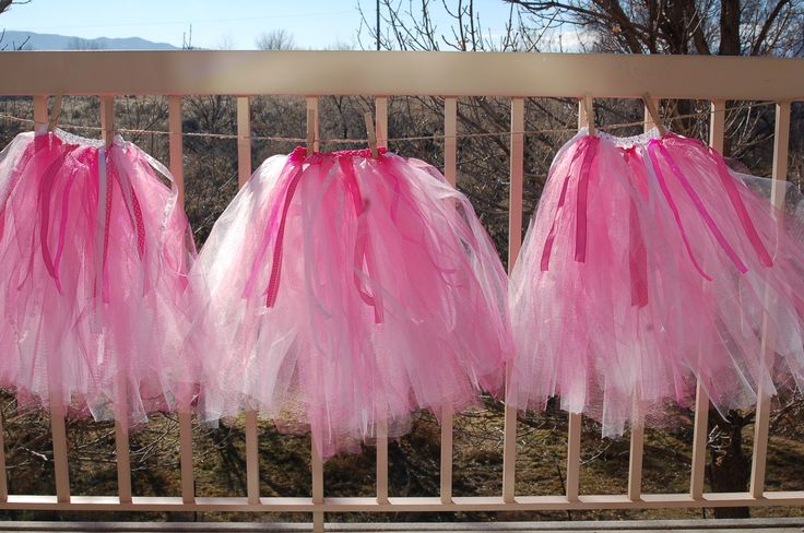 How To Make A Tutu Without Sewing | ... like. There is also no sewing involved! So, who wants to make a tutu