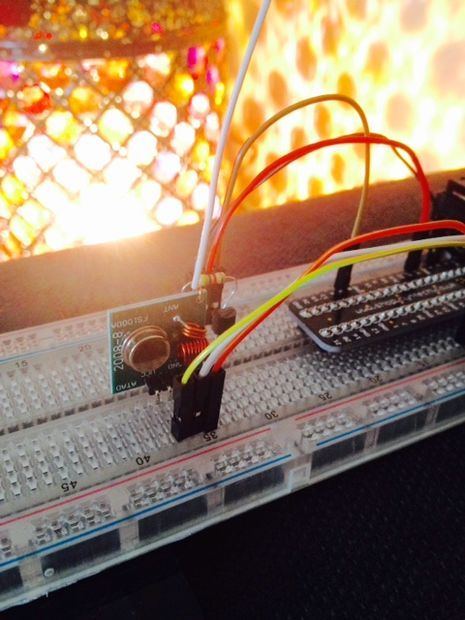 Super simple Raspberry Pi 433MHz home automation
