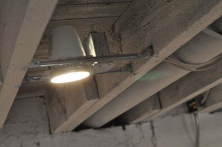 Exposed Basement Ceiling Lights : Best drop ceiling lighting ideas on