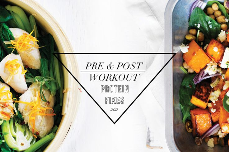 Pre & Post Workout Protein Fixes: As Seen in the Active Living Magazine - Move Nourish Believe