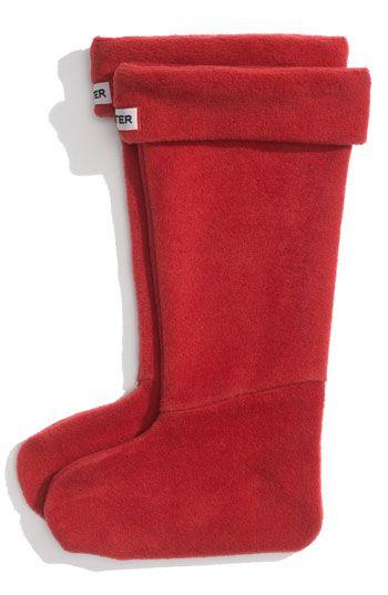 Hunter Fleece Welly Socks (Baby Girls, Toddler Girls, Little Girls  Big Girls) | Nordstrom