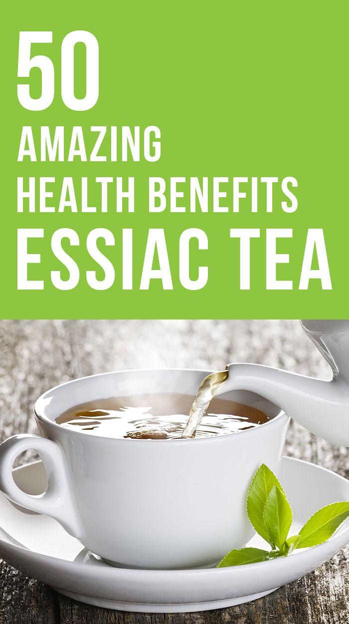 50 Amazing Health Benefits Essiac Tea