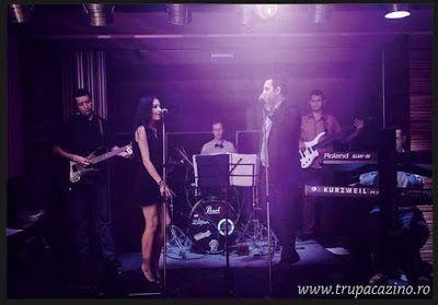Trupa Cazino: Asa cum ne place sa afirmam: Muzica este o stare, ...