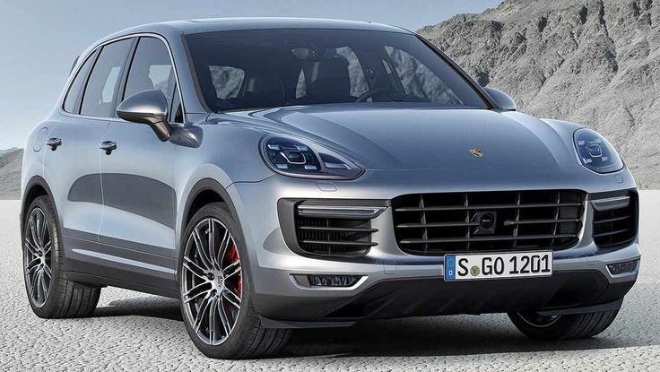 Porsche Suv Price