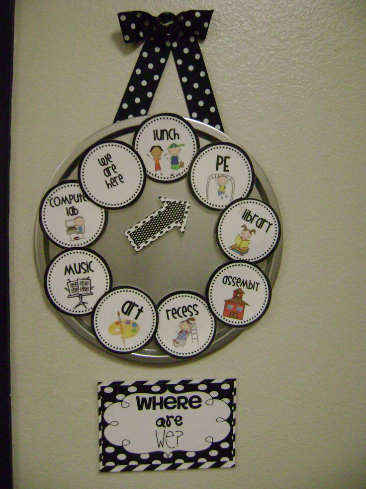 What a cute way to show where your class is. Created by: Christine Best and used in her 2nd grade classroom at Parkridge Elementary.