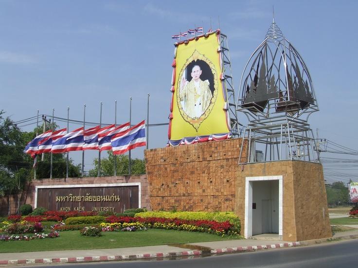 Khon Kaen University, Khon Kaen, Thailand.