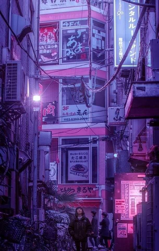 Hypebeast Wallpapers Nixxboi Cyberpunk Aesthetic Aesthetic