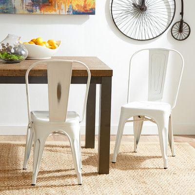 Mercury Row Bistro Side Chair & Reviews | Wayfair