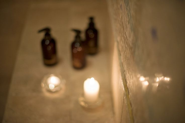 Come home to candleliit splendour when you retire for the evening. Always on fire in your bathroom at The Last Word Intimate Hotels.