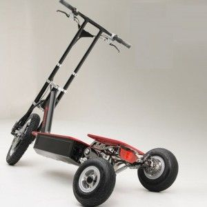 Zuumer electric scooter