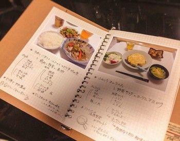 おいしい料理は記録しておきたいから。私らしい「レシピノート」