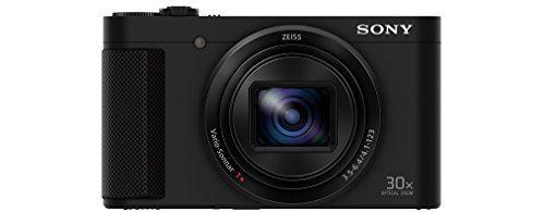 Billig kaufen SONY DSC-HX80 Kompaktkamera 18.2 Megapixel 30x opt. Zoom Full HD Exmor R Sensor Sensor WLAN 24-720 mm Brennweite in schwarz Billig