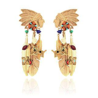 Le pendentif indien Santa Fe de Gas Bijoux | Vogue