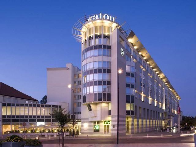 Sheraton Warsaw Hotel, Warszawa