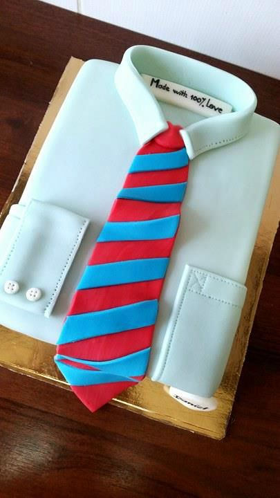 Business cake