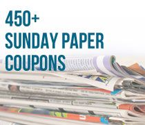 Sunday Paper Coupons - shopathome.com