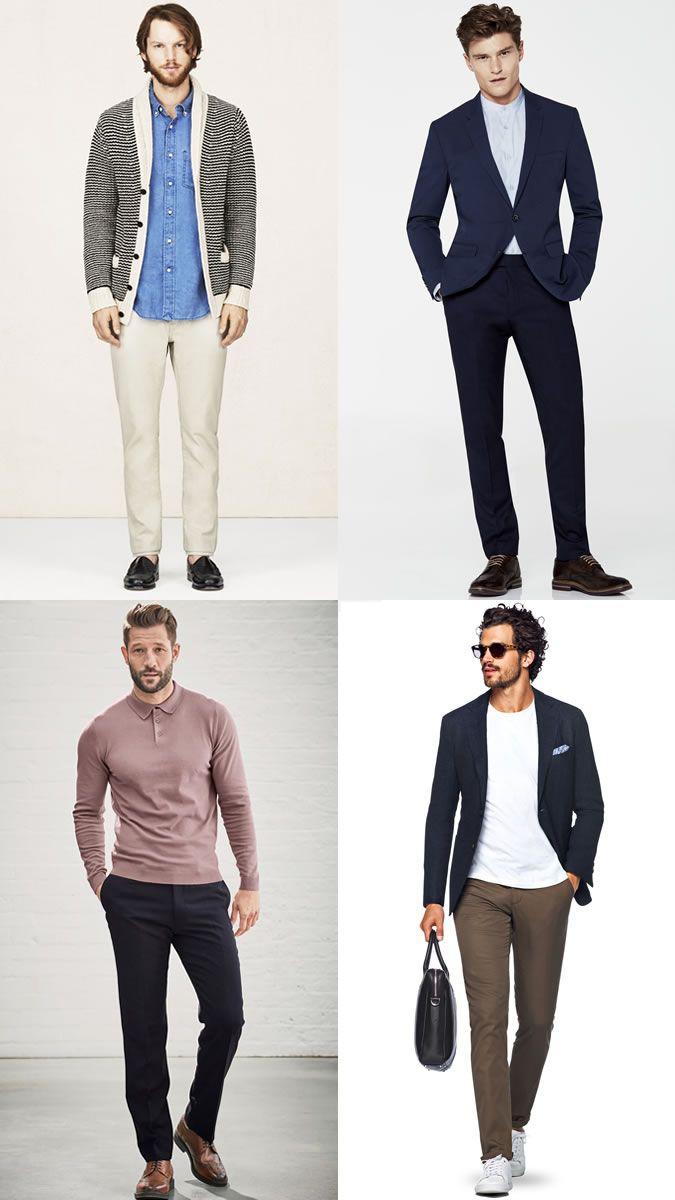 S Fashion Men Business