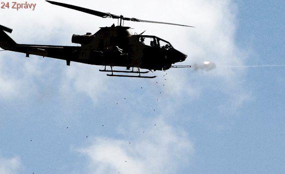 V Turecku se zřítil vrtulník, 12 vojáků zahynulo