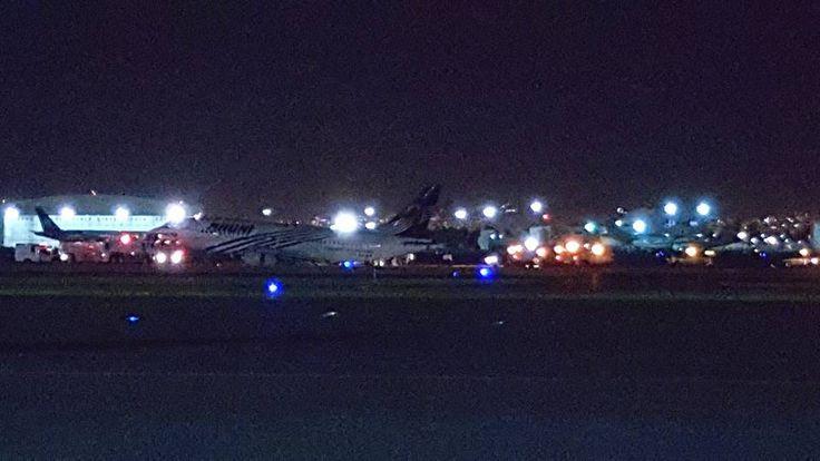 Avión 737 de Magnicharters con problemas en el tren de aterrizaje