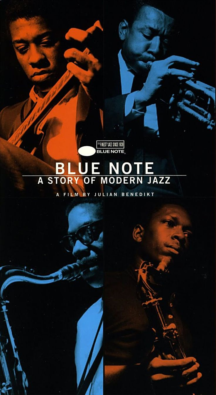Blue Note - A story of Modern Jazz Saw Grover Washington Jr at the Blue Note Jazz club in NYC....truly amazing to hear and see him play. He is missed...