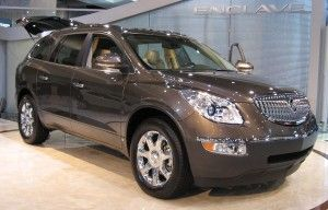 Buick-Enclave-DC Top 3 Best Used SUVs With Third Row Seats http://blog.iseecars.com/2009/08/19/top-3-best-used-suvs-with-third-row-seats/
