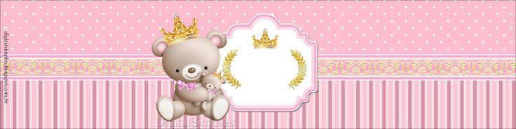 http://digitalsimples.blogspot.com.br/2015/07/kit-aniversario-ursinha-princesa-rosa.html