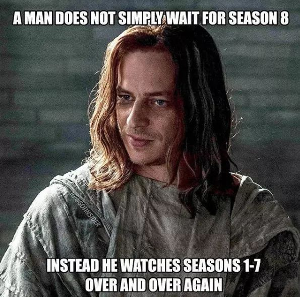 Image result for waiting for game of thrones