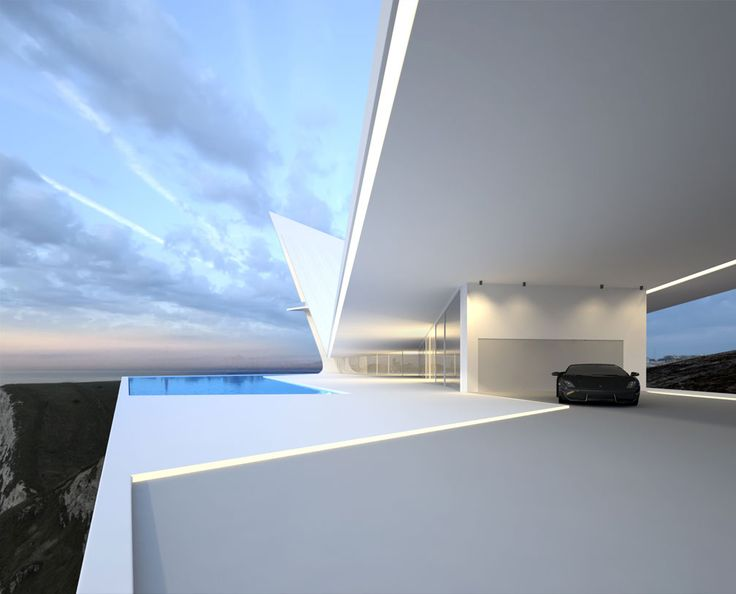 26 Futuristic ArchitectureArchitecture InteriorsArchitecture DesignContemporary HousesYahoo