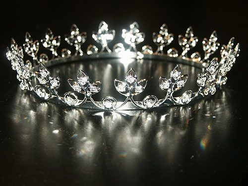 tiara for the Birthday Girl?
