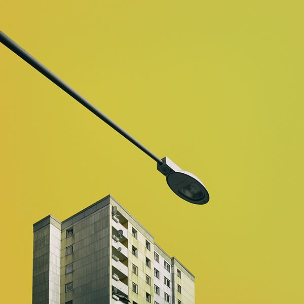 Nick Frank's photographsoffer evidence that beauty is indeed in the eye of the beholder. Everyday objects perceived as ugly by society are suddenly moved into a new light by extracting colours.