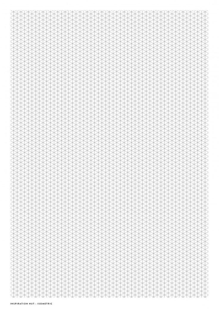 25+ trending Isometric paper ideas on Pinterest Op art lessons - isometric graph paper