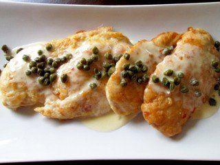 Buca di Beppo Chicken Limone copycat recipe by Todd Wilbur