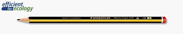 STAEDTLER Noris ergosoft pencil 152