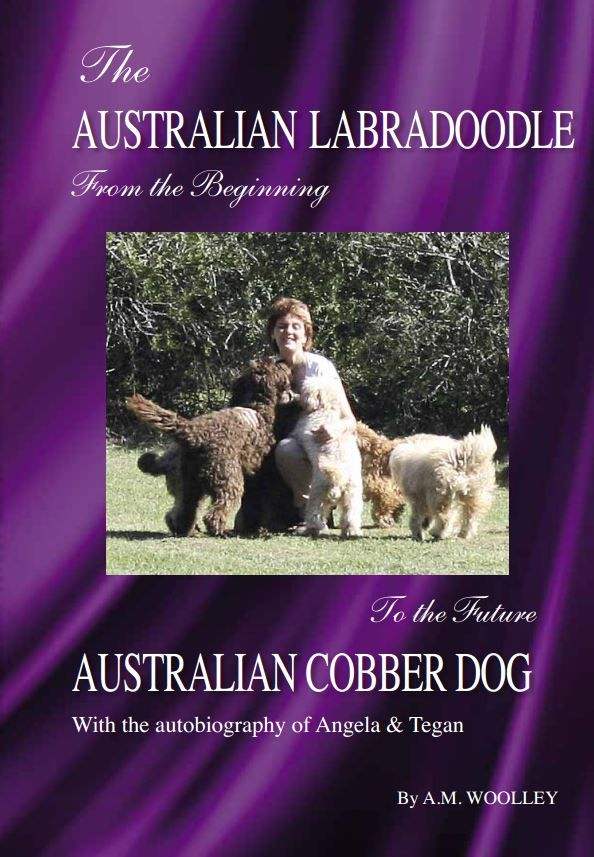 The New Book has been released you can check it out or buy it from www.australian-labradoodle-book.com