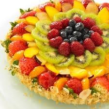 fruit flan - Google Search