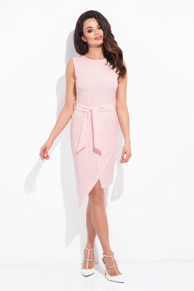 sukienka seul pink - Cocoviu - Sukienki