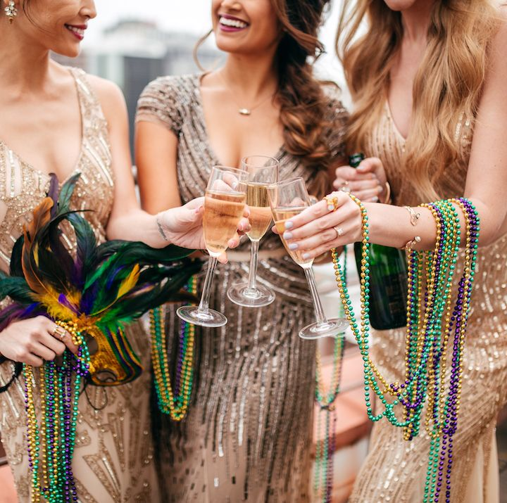 outlet malls in texas haute off the rack  new orleans  mardi gras  mardi gras ball gowns  sequin dresses  new orleans bloggers  mardi gras style  wedding dress ideas  braided hairstyle ideas  new orleans recommendations
