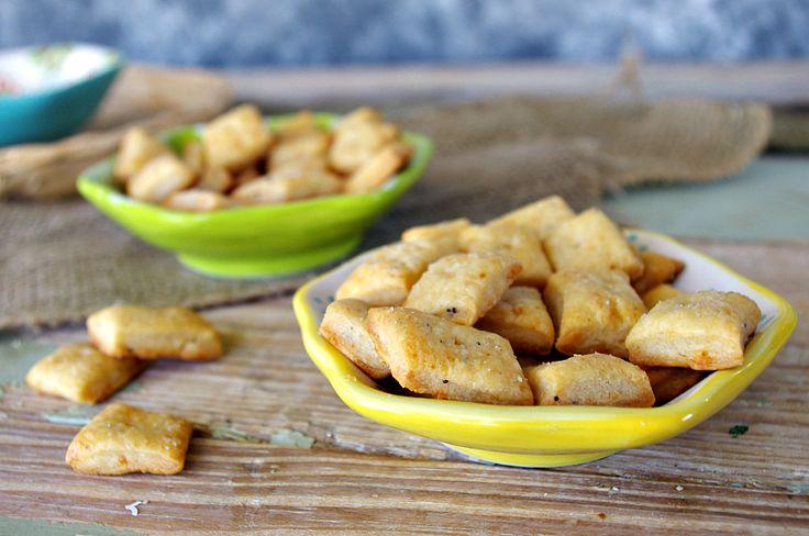 Sharp & picantes Galletas Cheddar