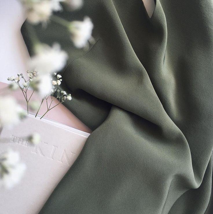 "Petra Holain (@petraholain) on Instagram: ""Beautiful silk crepe slip dress by @natalijaofficial_"