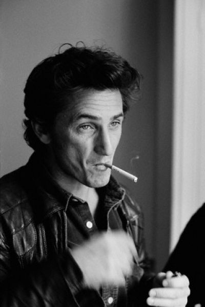 the coolest. sean penn